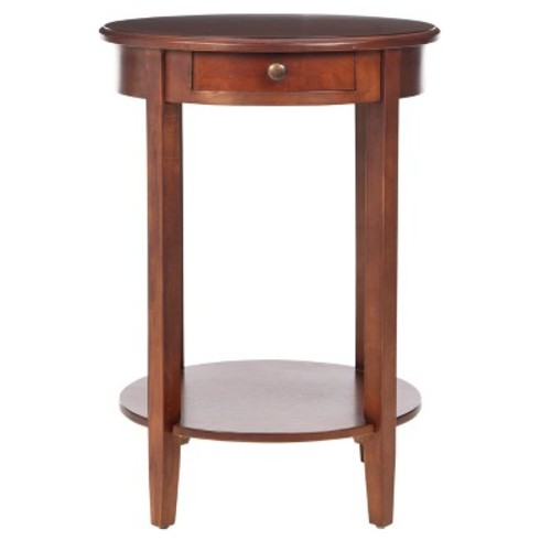 End Table Oak - Safavieh