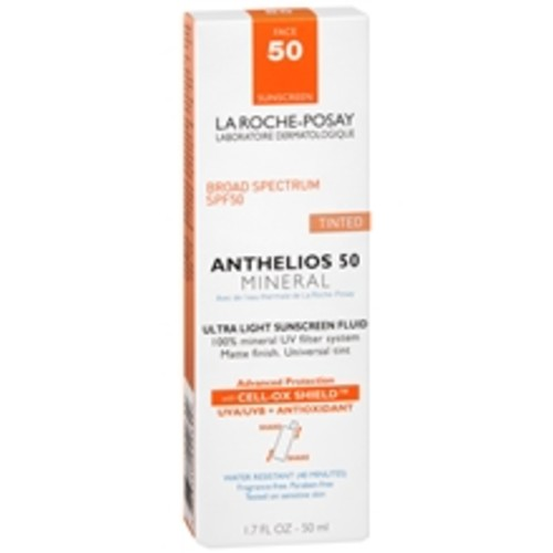 La Roche-Posay Anthelios 50 Face Mineral Tinted Sunscreen, SPF 50 Tinted