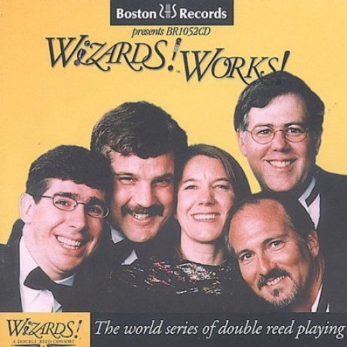 Wizard Works CD (2004)
