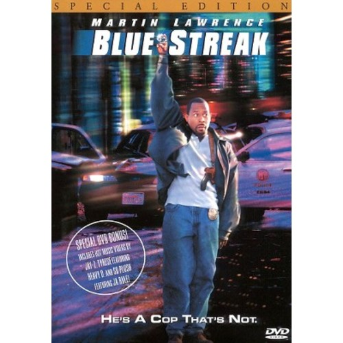 Blue Streak (Special Edition) (dvd_video)
