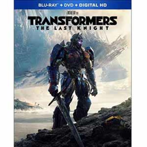 Transformers: The Last Knight Blu-Ray Combo Pack (Blu-Ray/DVD/Digital HD)
