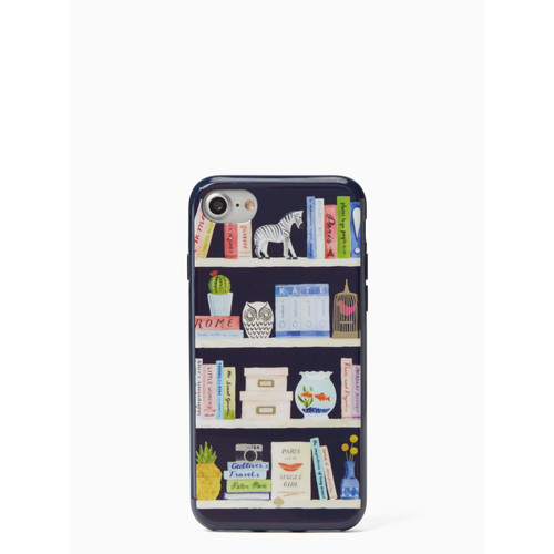 library iphone 7/8 case