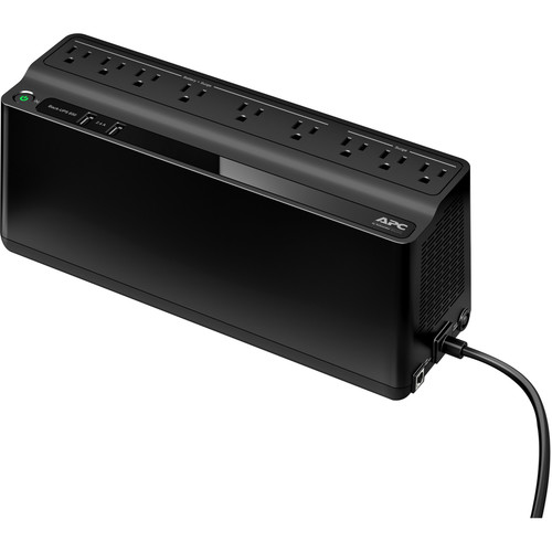 APC by Schneider Electric Back-UPS BE850M2, 850VA, 2 USB charging por