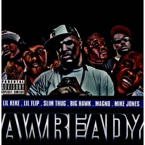 Awready, Vol. 1 [CD] [PA]