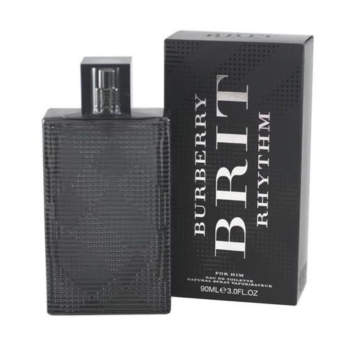 Burberry Brit Rhythm Men's 3-ounce Eau de Toilette Spray