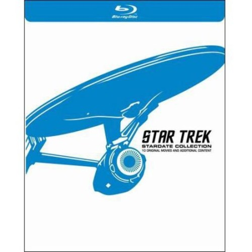 Star Trek: Stardate Collection [12 Discs] [Blu-ray] - Widescreen Box - Blu-ray Disc