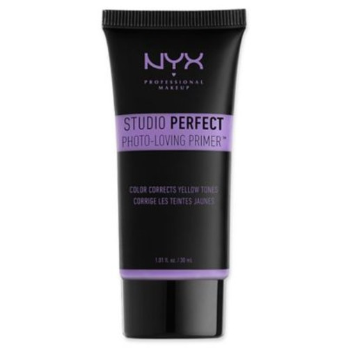 NYX Professional Makeup Studio Perfect 1.01 fl. oz. Photo-Loving Primer in Lavender
