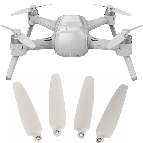YUNEEC - Breeze Quadcopter with Four Extra Propellers