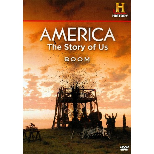 America: The Story of Us - Boom [DVD]