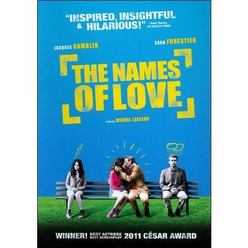 The Names of Love [DVD] [2010]