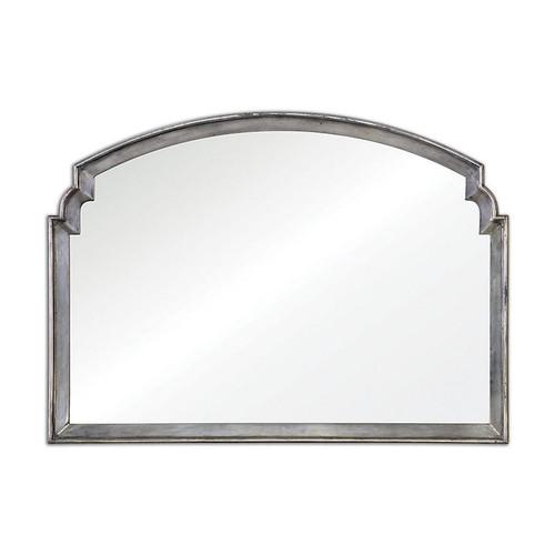Fonda Wall Mirror, Silver