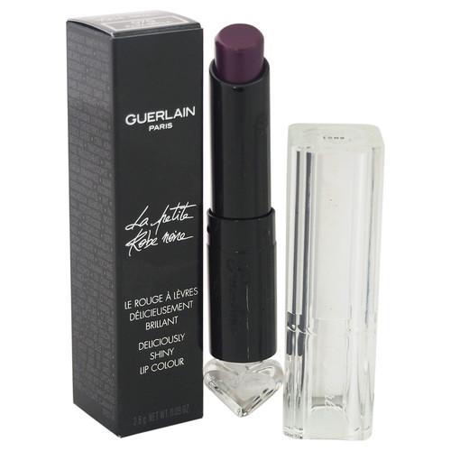 Guerlain La Petite Robe Noire Deliciously Shiny Lip Colour - # 070 Plum-Brella by for Women - 0.09 oz Lipstick