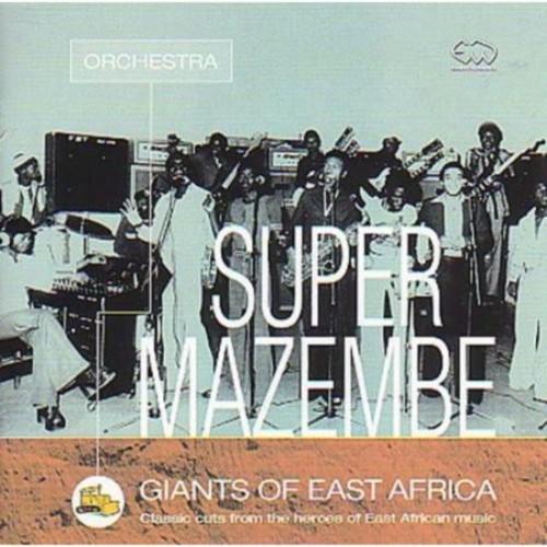 Giants of East Africa [CD]