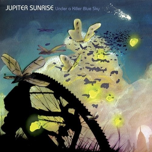 Under a Killer Blue Sky [CD]