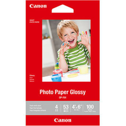 GP-701 Photo Paper Glossy (4 x 6