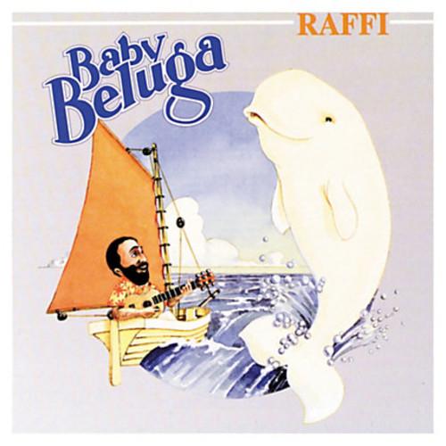 Flipside Raffi Baby Baluga Music CD - Children