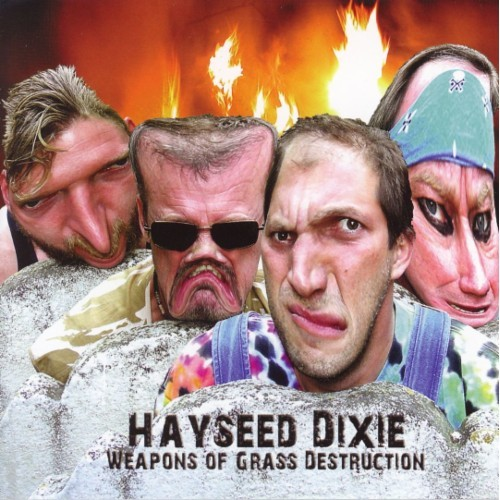 Weapons of Grass Destruction [CD]