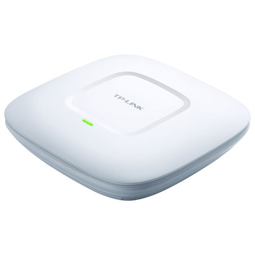 TP-LINK - Business Wireless-N Gigabit Whole Home Wi-Fi System - White