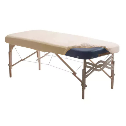 Earthlite Massage Tables Aromatherapy & Massage Microfiber Fitted Sheet for Massage Table