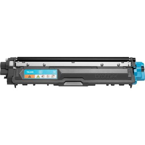 Brother TN221 High Yield Laser Toner Cartridge Cyan/Magenta/Yellow/Waste Toner