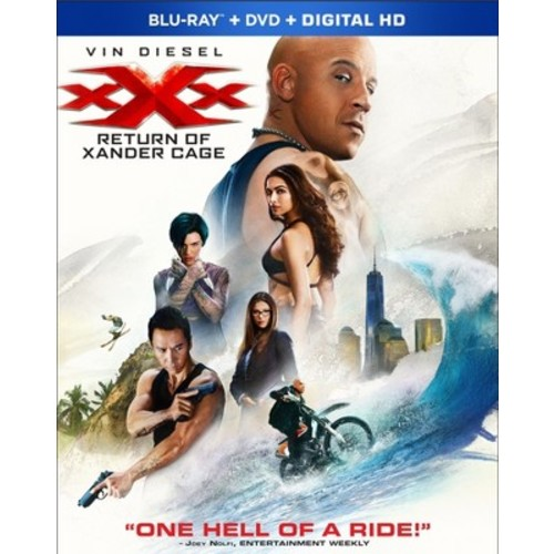 xXx: Return Of Xander Cage [Blu-ray]: Donnie Yen, Deepika Padukone, D.J. Caruso: Movies & TV