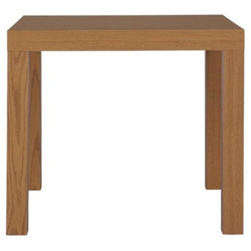 Parsons End Table - Natural - Dorel Home Products