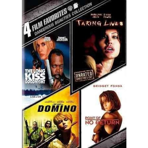 4 Film Favorites: Dangerous Beauties Collection (DVD)
