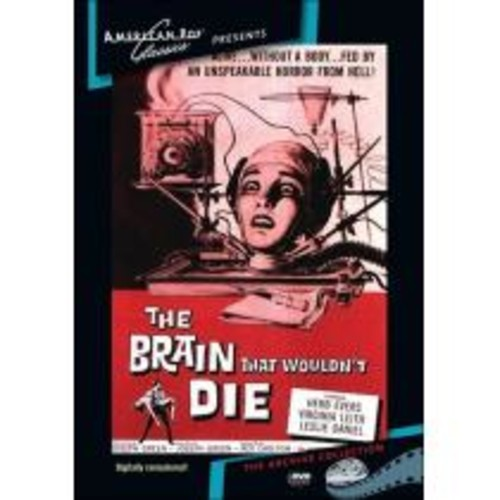 The Brain That Wouldn't Die [DVD] [1959]