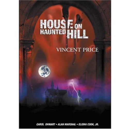 House on Haunted Hill: Geoffrey Rush, Famke Janssen, Taye Diggs, Peter Gallagher, Chris Kattan, Ali Larter, Bridgette Wilson-Sampras, Max Perlich, Jeffrey Combs, Dick Beebe, Slavitza Jovan, Lisa Loeb, William Malone, Dan Cracchiolo, Ed Tapia, Gilbert Adler, Joel Silver, Robert Zemeckis, Robb White: Movies & TV