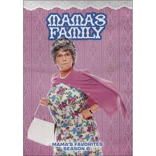 Mama's Family: Mama's Favorites - Season 6 [6 Discs] [DVD]