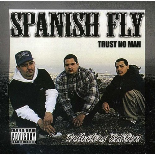 Trust No Man [CD] [PA]