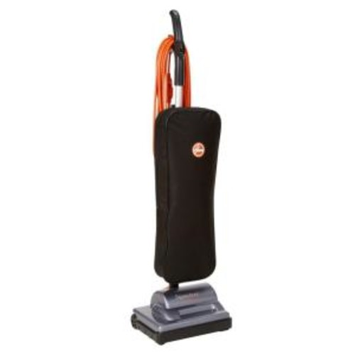Hoover Commercial Signature Lightweight Bagged Upright Vacuum Cleaner