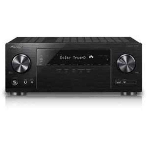 Pioneer 5.2-Channel AV Receiver with MCACC, Built-in Bluetooth and Wi-Fi