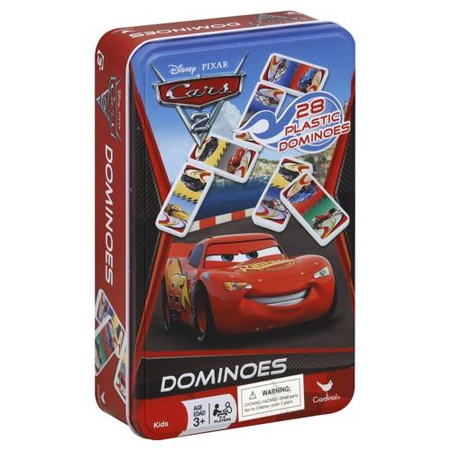 Cardinal Dominoes, Disney Pixar Cars 2 1game