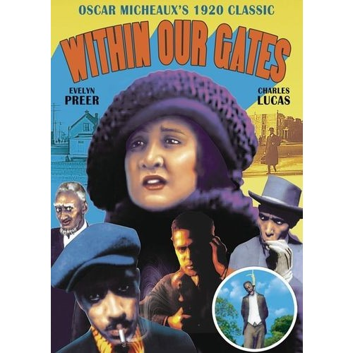 Within Our Gates [DVD] [1920]