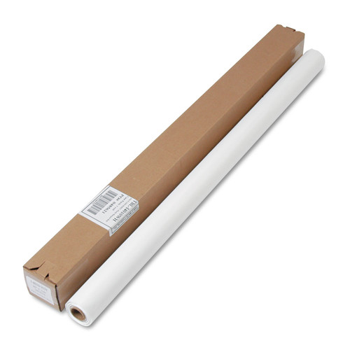 Tablemate TBLI4010WH Table Set Plastic Banquet Roll, Table Cover, 40