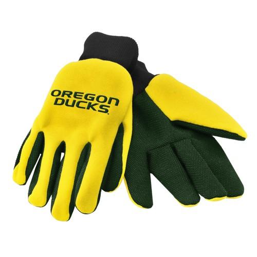 NCAA Men's Utility Gloves - Oregon Ducks