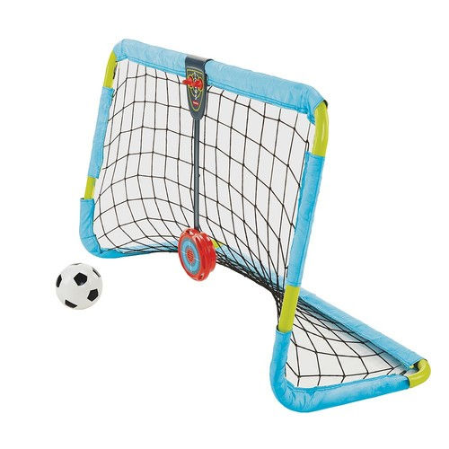 Fisher-Price Grow to Pro Super Sounds Soccer - Blue