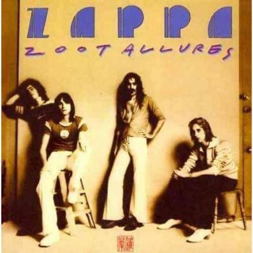 Frank zappa - Zoot allures (CD)