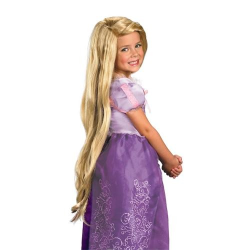 Tangled Rapunzel Disney Princess Wig