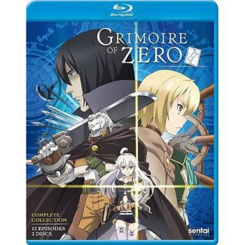 Grimoire Of Zero:Complete Collection (Blu-ray)