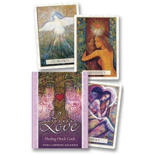 Universal Love Healing Oracle: 12th Anniversary Edition