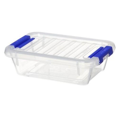 Sistema USA 12 Piece Plastic Storage Tote Set