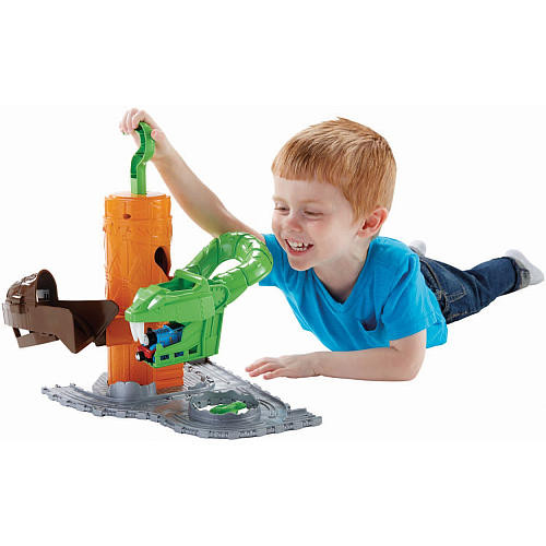 Fisher-Price Thomas & Friends Take-N-Play Rattling Rails
