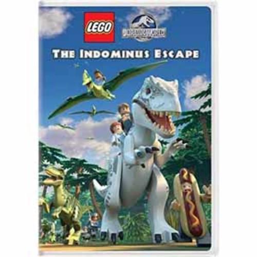 Lego Jurassic World: Ind Mhv61183251Dvd/Cartoons