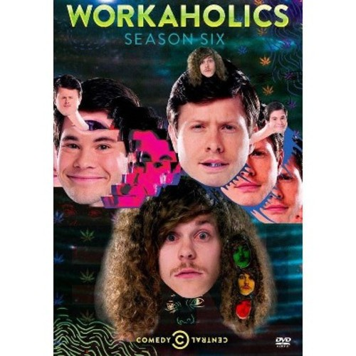 Workaholics:Season 6 (DVD)