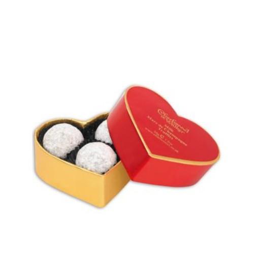 Charbonnel et Walker - Mini Red Heart Box of Truffles