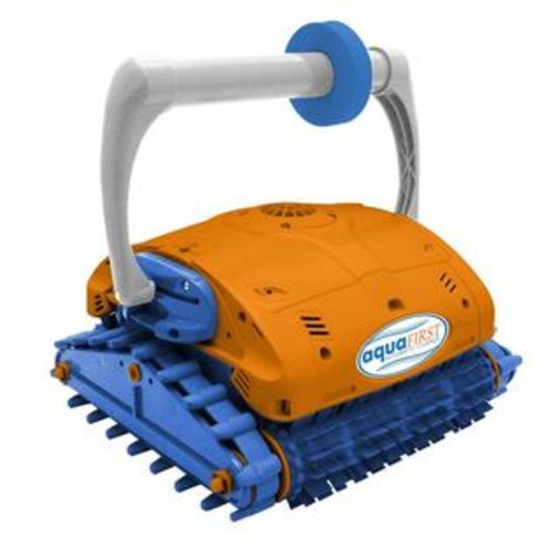 Blue Wave Aquafirst Premium Robotic Wall Climber Cleaner for In Ground Pools