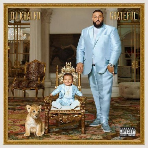 DJ Khaled - Grateful [Explicit Content] [Audio CD]