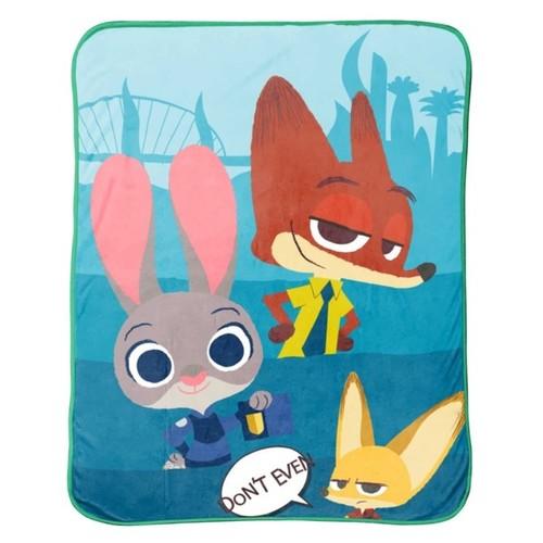 Disney Throw Blankets Zootopia Throw